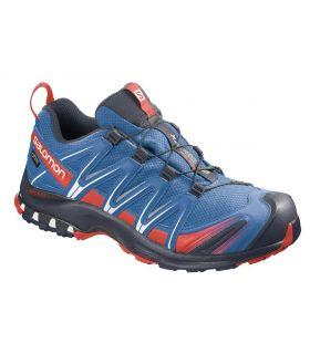 Zapatillas Salomon Xa Pro 3D GTX Navy. Oferta y Comprar