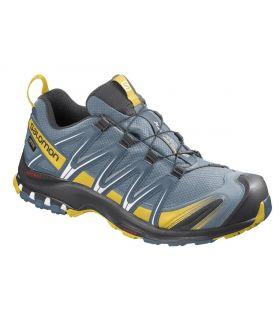 Zapatillas trail running Salomon Xa Pro 3D GTX Hombre Bluestone