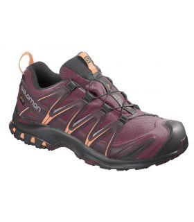 Zapatillas Salomon Xa Pro 3D GTX Mujer Rhododendron