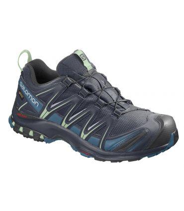 Zapatillas trail running Salomon Xa Pro 3D GTX Mujer Navy
