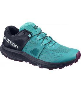 Zapatillas Salomon Ultra Pro Mujer Azulejo Azul. Oferta y Comprar online