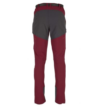 Pantalones Ternua Withorn Hombre Rumba Red