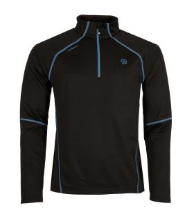 Camiseta Ternua Ghent Top Hombre Black. Oferta y Comprar online