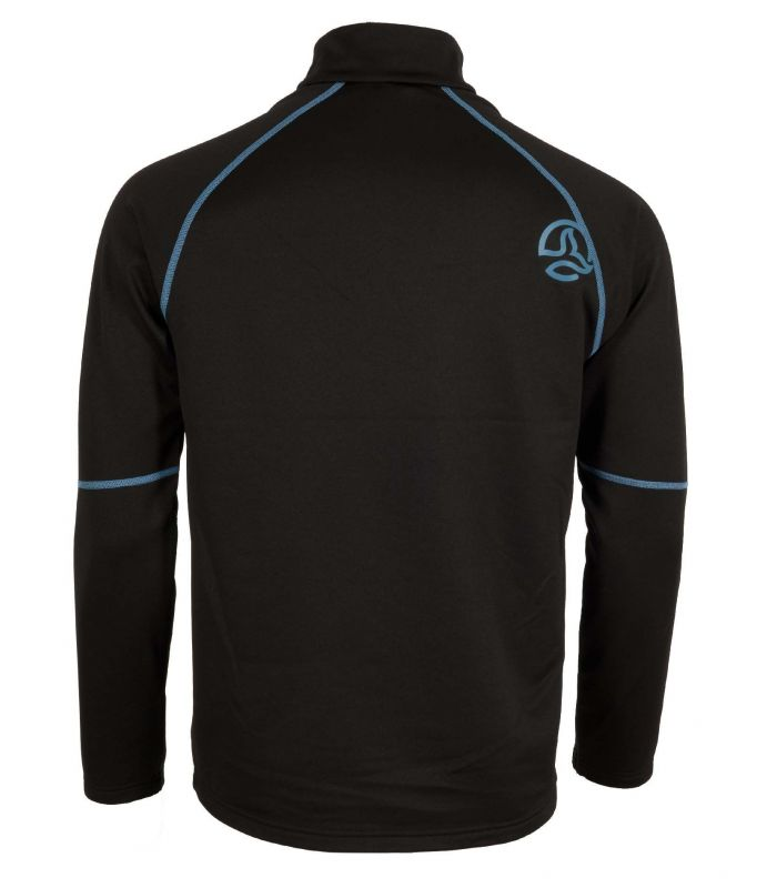 Compra online Camiseta Ternua Ghent Top Hombre Black en oferta al mejor precio