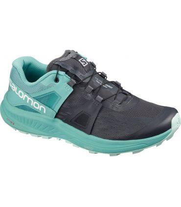 Zapatillas Salomon Ultra Pro Mujer Ébano