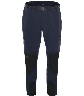 Pantalones Ternua Withorn Hombre Ballena Gris Negro. Oferta y Comprar online