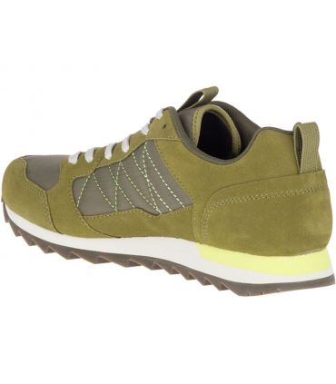 Zapatillas Merrell Alpine Sneaker Hombre Olive