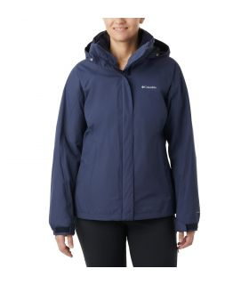 Chaqueta Columbia Venture On Interchange Jacket Mujer Nocturnal. Oferta y Comprar online