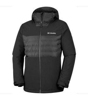Chaqueta Columbia White Horizon Hybrid Jacket Hombre Negro. Oferta y Comprar online