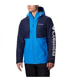 Chaqueta Columbia Timberturner Jacket Hombre Azul. Oferta y Comprar online