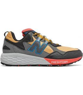 Zapatillas New Balance Fresh Foam Crag v2 Hombre Oro. Oferta y Comprar online