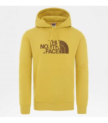Sudadera The North Face Drew Peak Hombre Bamboo Yellow