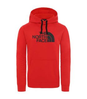 Sudadera The North Face Drew Peak Hombre Fiery Red