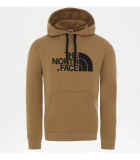 Sudadera The North Face Light Drew Peak Hombre British Khaki. Oferta y Comprar online