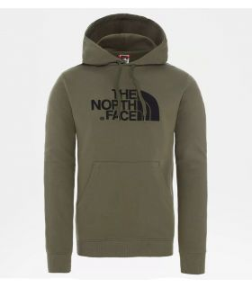 Sudadera The North Face Light Drew Peak Hombre Olive. Oferta y Comprar online