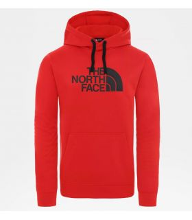 Sudadera The North Face Sur HD Hombre FieryRed