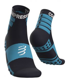 Calcetines Compressport Training Pack de 2 Azul. Oferta y Comprar online