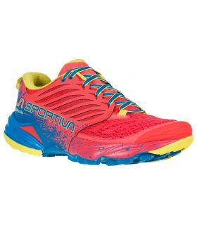 Zapatillas La Sportiva Akasha Mujer Hibiscus. Oferta y Comprar online