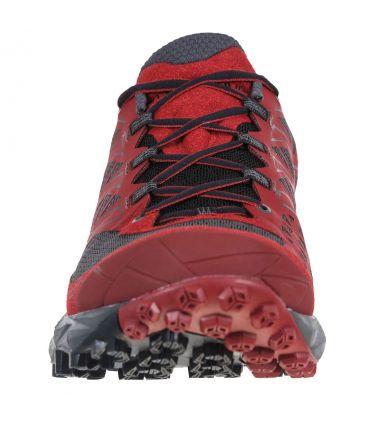 Zapatillas La Sportiva Akyra Hombre Carbon Chilli