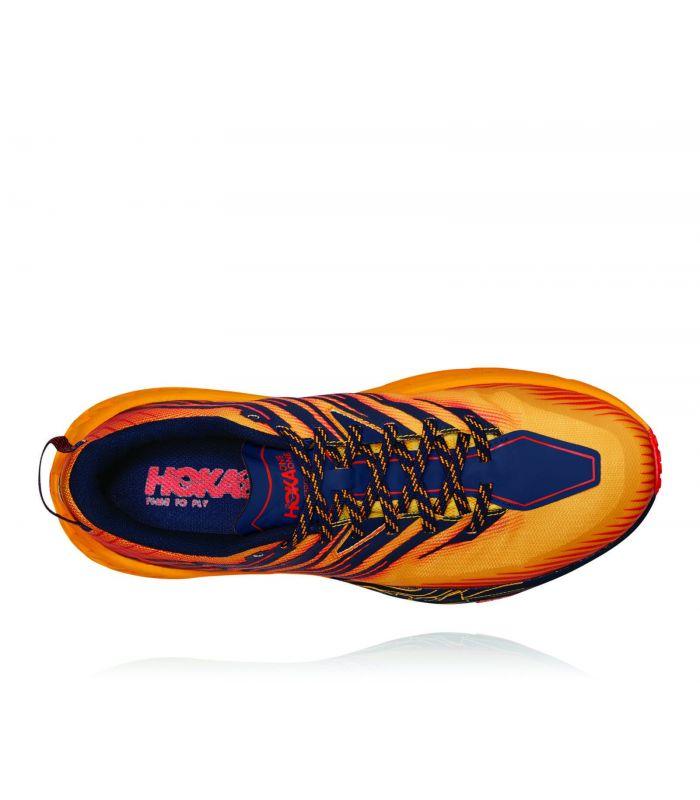 Compra online Zapatillas Hoka Speedgoat 4 Hombre Gold en oferta al mejor precio