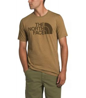 Camiseta The North Face Easy Tee Hombre British Khaki. Oferta y Comprar online