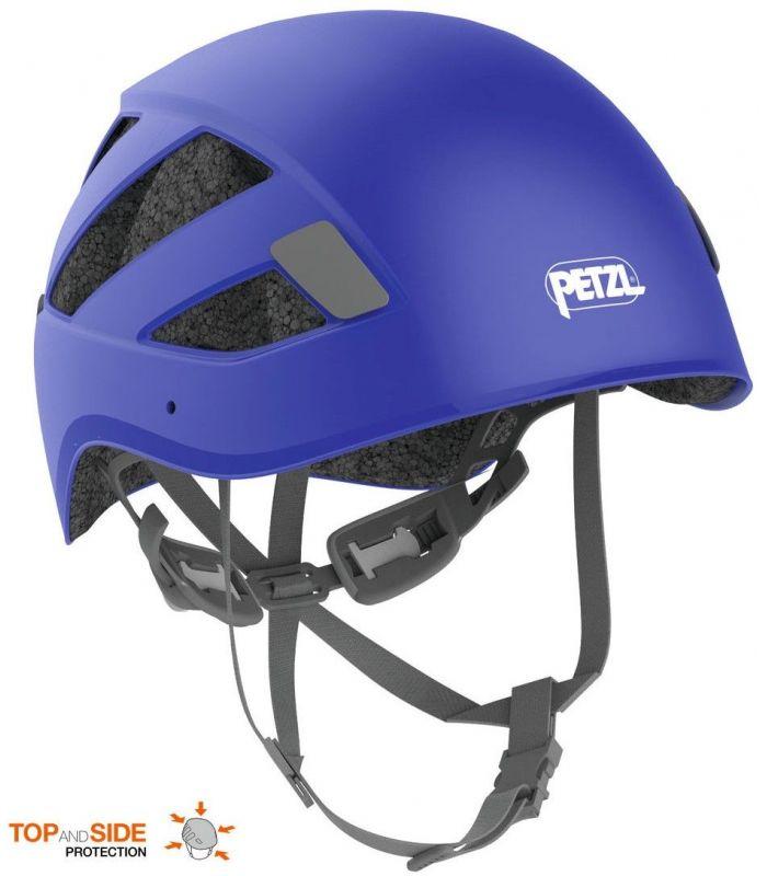 Compra online Casco Petzl Boreo Azul en oferta al mejor precio
