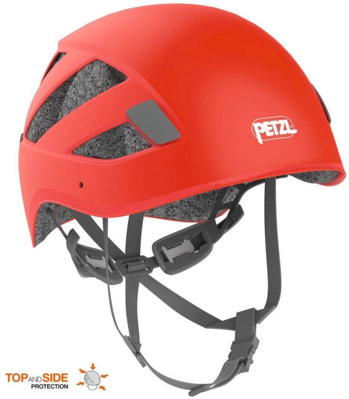 Compra online Casco Petzl Boreo Rojo en oferta al mejor precio