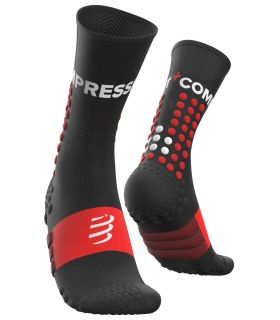 Calcetines Compressport Ultra Trail Negro. Oferta y Comprar online