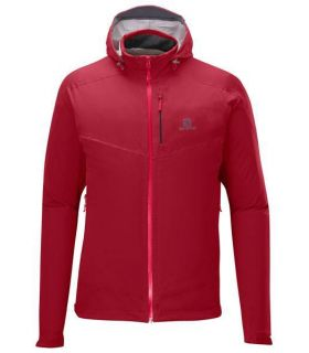 Chaqueta Impermeable Salomon Veyrier Stretch Jacket Hombre