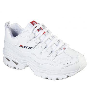 Zapatillas Skechers Energy Timeless Vision Mujer Blanco