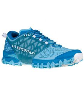 Zapatillas La Sportiva Bushido II Mujer Blue Neptune. Oferta y Comprar online