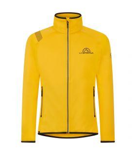Chaqueta La Sportiva Promo Fleece Hombre Amarillo. Oferta y Comprar online
