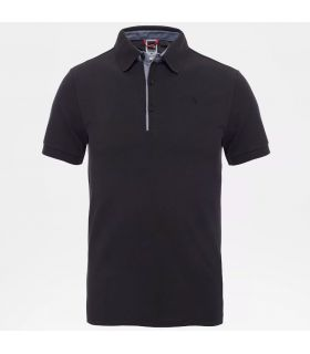 Polo The North Face Premium Polo Pique Hombre Negro. Oferta y Comprar online