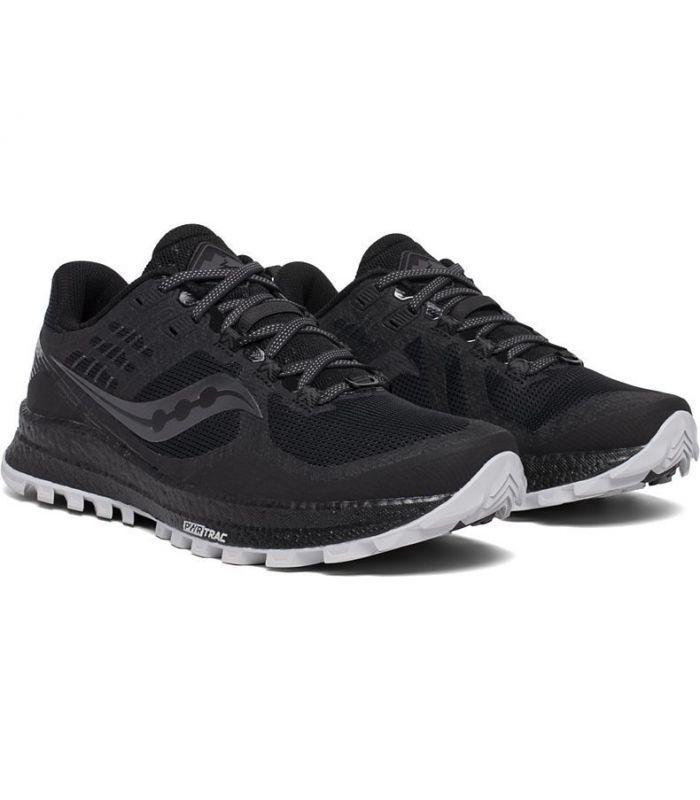 Compra online Zapatillas Saucony Xodus 10 Hombre Black en oferta al mejor precio