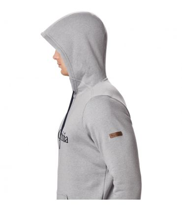 Sudadera Columbia CSC Basic Logo II Hoodie Hombre Grey