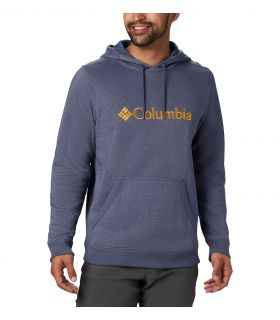 Sudadera Columbia CSC Basic Logo II Hoodie Hombre Dark Mountain. Oferta y Comprar online