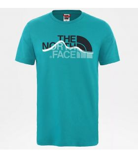 Camiseta The North Face Mountain Line Hombre Mountain Line