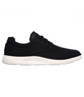 Zapatillas Skechers Status 2.0 Hombre Black