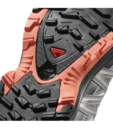 Zapatillas Salomon Xa Pro 3D Mujer Alloy Magnet