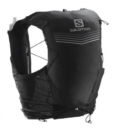 Mochila Salomon Adv Skin 12 Set Black