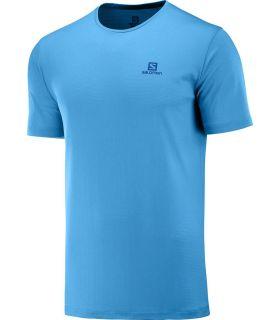 Camiseta Salomon MC Agile Training Tee Hombre Vivid. Oferta y Comprar online