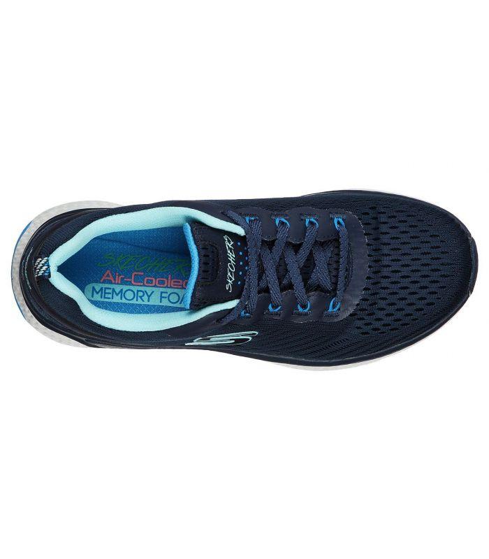 Compra online Zapatillas Skechers Solar Fuse - Cosmic View Mujer Navy en oferta al mejor precio