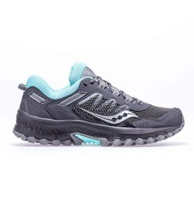 Saucony Excursion TR 13 Gris Mujer