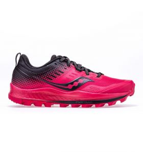 Saucony 10 ST Fucsia Mujer