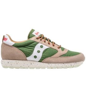 Zapatillas Saucony Jazz Trail Original Hombre Brown Green. Oferta y Comprar online