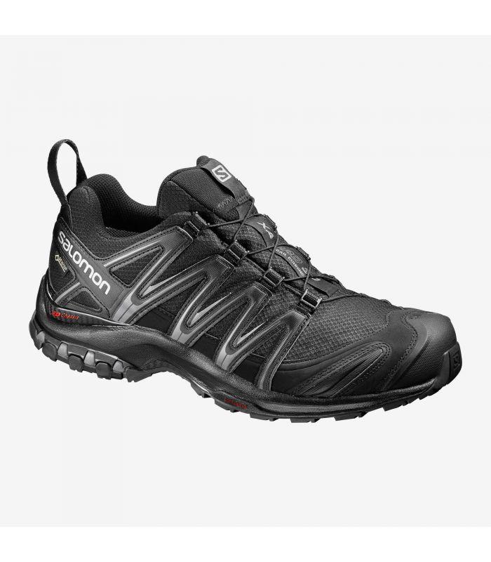 Compra online Zapatillas Salomon Xa Pro 3D GoreTex Hombre Negro en oferta al mejor precio
