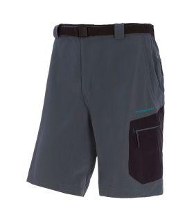 Pantalones cortos Trangoworld Majalca Hombre Dark Slate Black