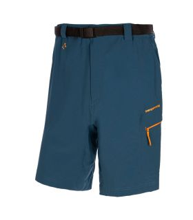 Pantalones cortos Trangoworld Majalca Hombre Majolica Blue
