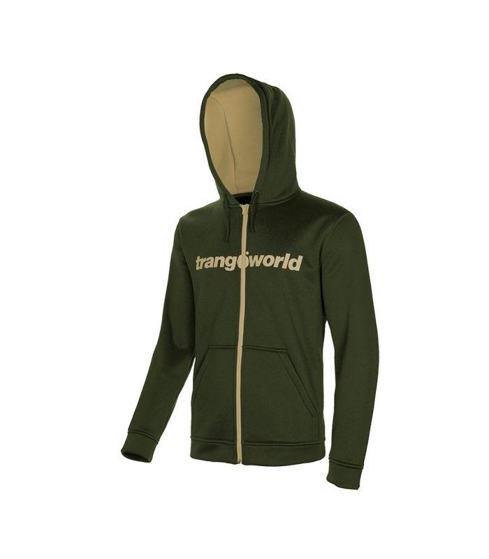 Compra online Sudadera Trangoworld Ripon Hombre Forest Night en oferta al mejor precio