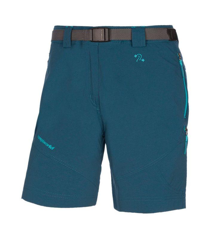 Compra online Pantalones Trangoworld Assy DN Mujer Majolica Blue en oferta al mejor precio
